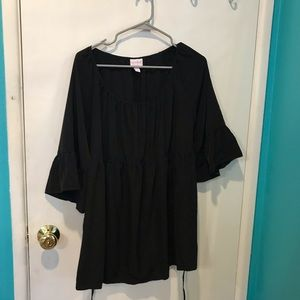 Isabel maternity tunic style top